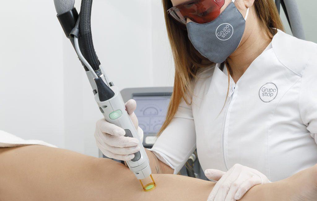 ¿Dónde puedes encontrar los centros de depilación láser y estética de Grupostop?